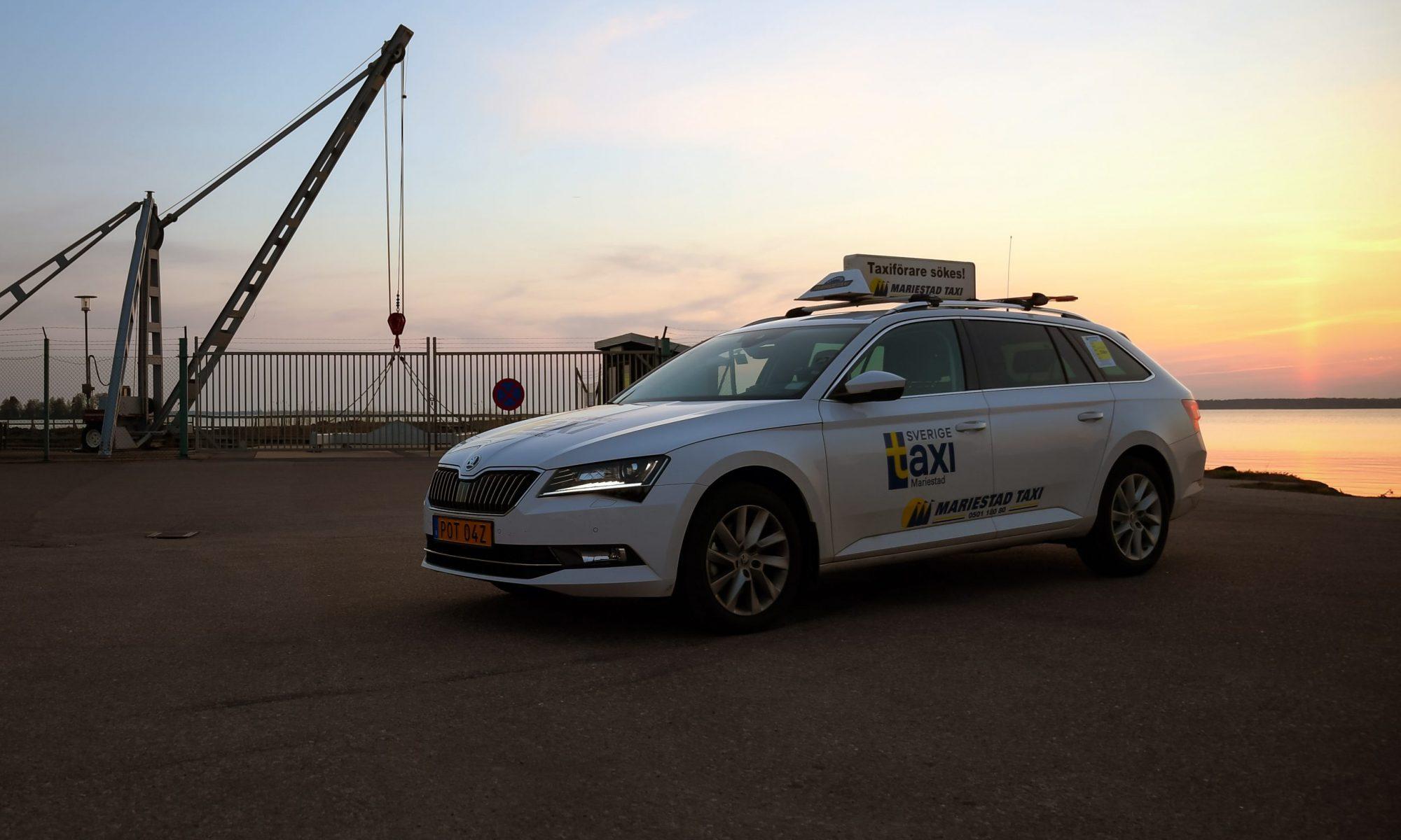Taxi Mariestad